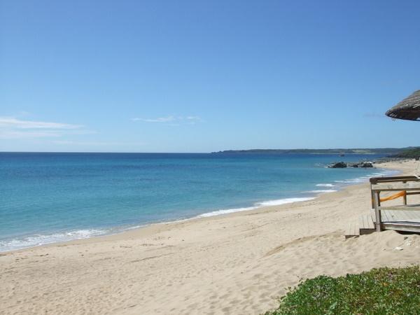 墾丁夏都飯店的沙灘