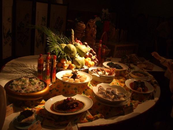 福華豐盛晚宴