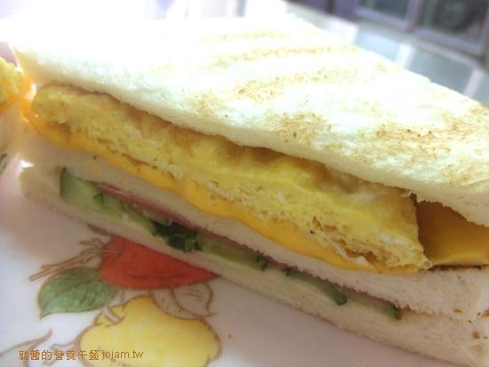 大胖碳烤三明治 就醬 02
