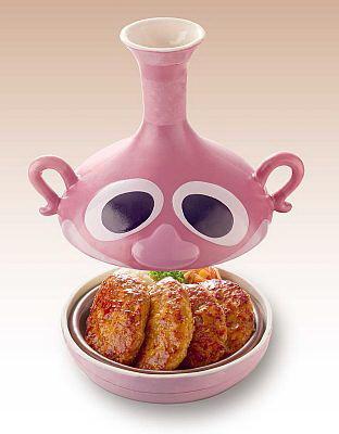 噴嚏大魔王的漢堡肉魔瓶