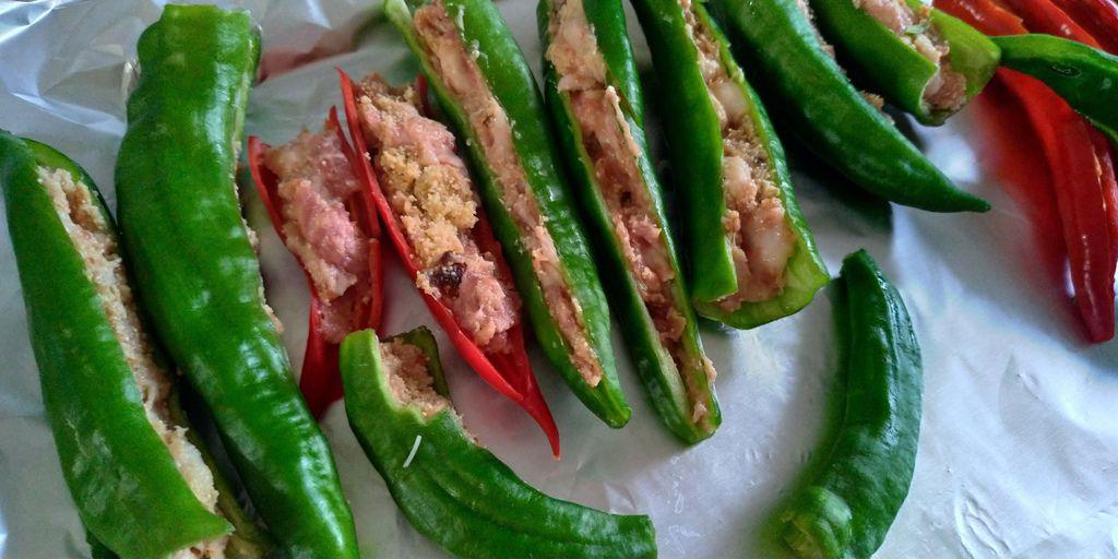 辣椒鑲肉 2