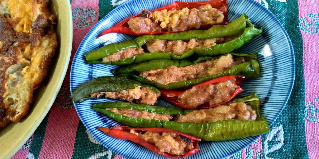 辣椒鑲肉 4