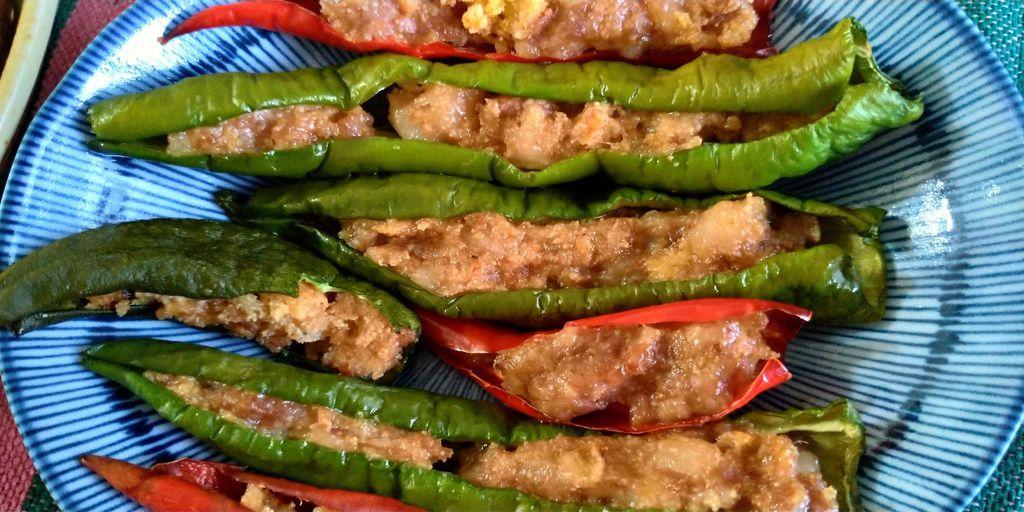 辣椒鑲肉 5