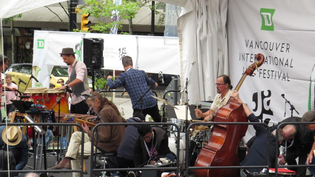 2019 溫哥華國際爵士樂節 0623-18