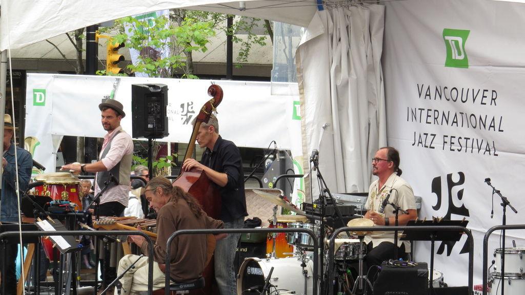 2019 溫哥華國際爵士樂節 0623-28
