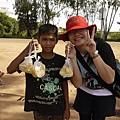 跟我很有緣的...柬埔寨小弟弟