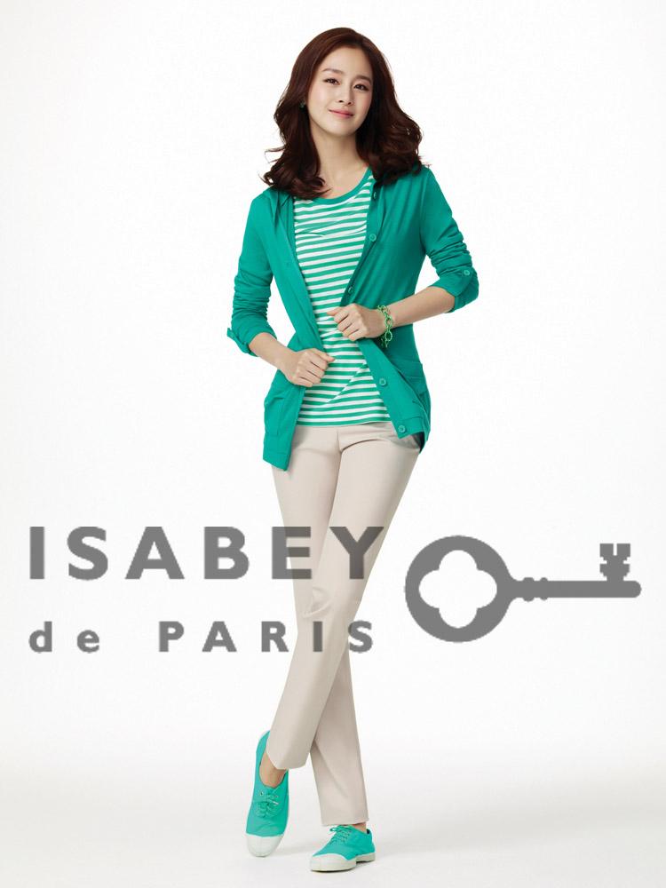 金泰熙《ISABEY》 2012春裝目錄-30.jpg