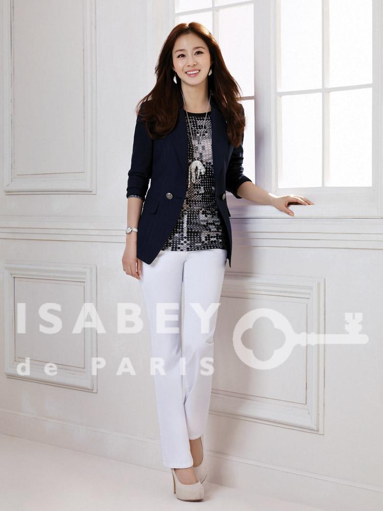 金泰熙《ISABEY》 2012春裝目錄-18.jpg