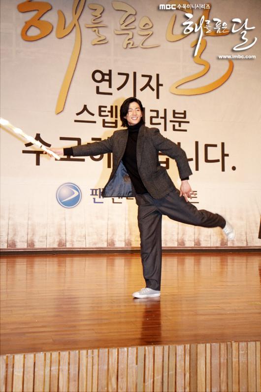 《擁抱太陽的月亮》劇組慶功宴-09