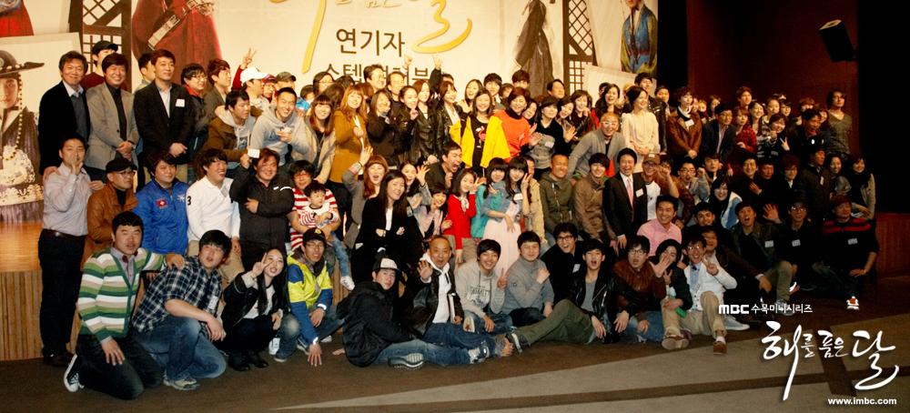 《擁抱太陽的月亮》劇組慶功宴-23