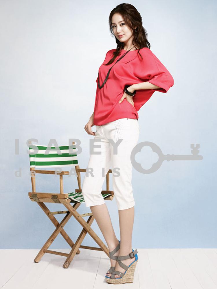 金泰熙《ISABEY》 2012夏裝目錄-02