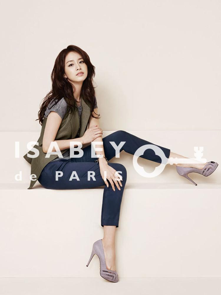 金泰熙《ISABEY》 2012夏裝目錄-03