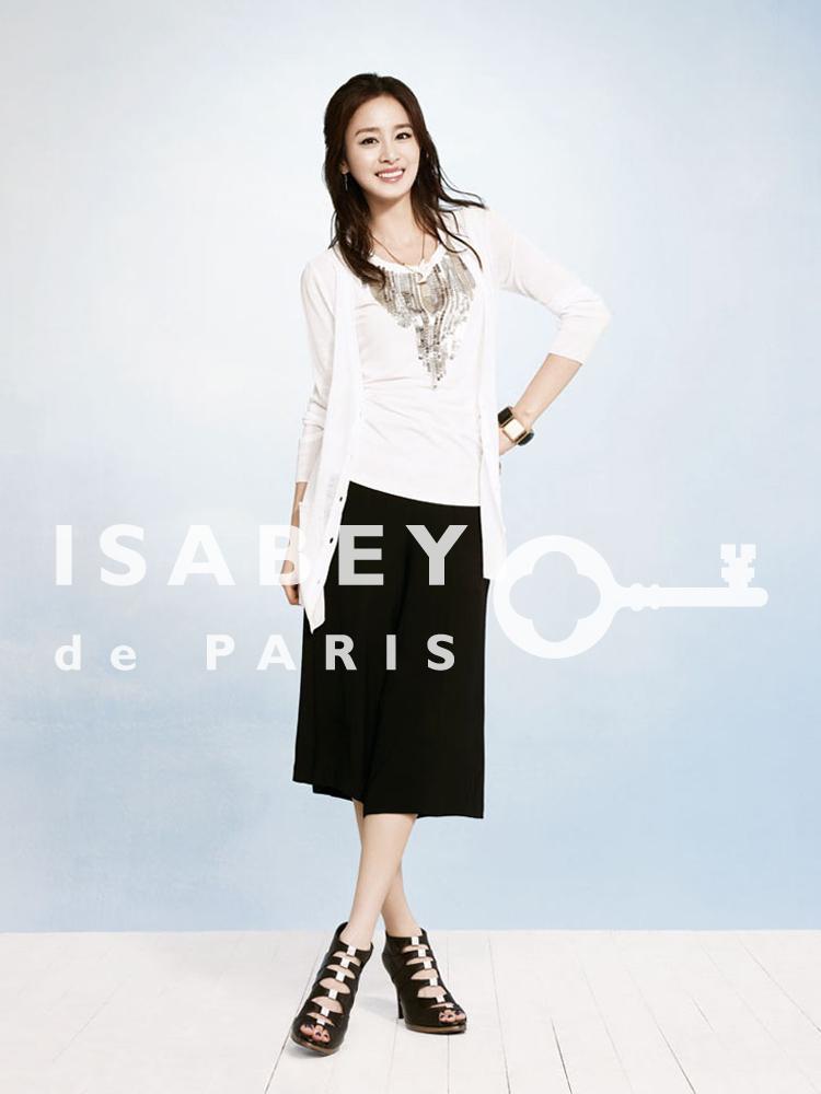 金泰熙《ISABEY》 2012夏裝目錄-04