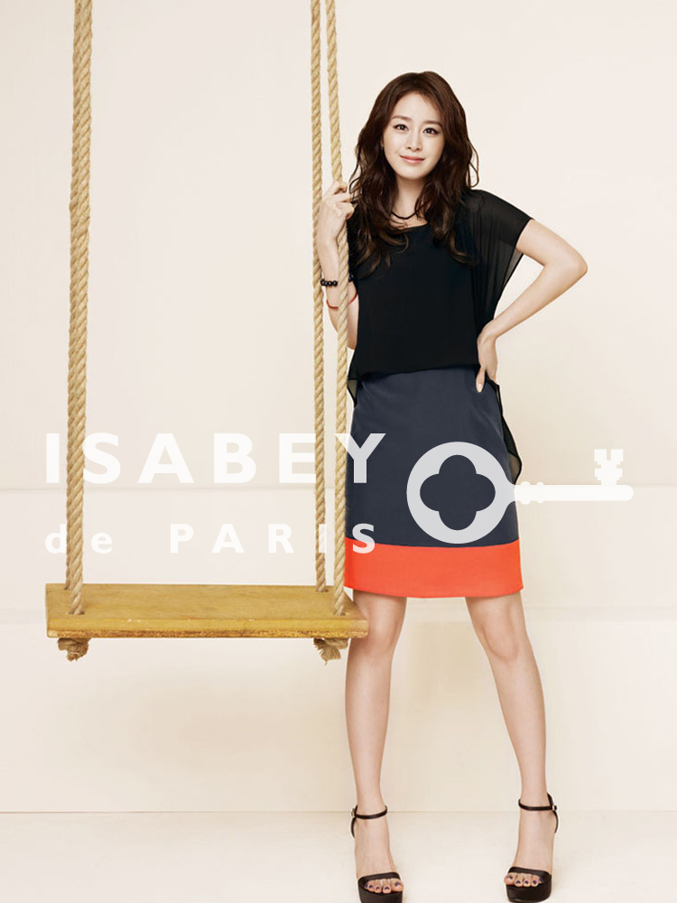 金泰熙《ISABEY》 2012夏裝目錄-07