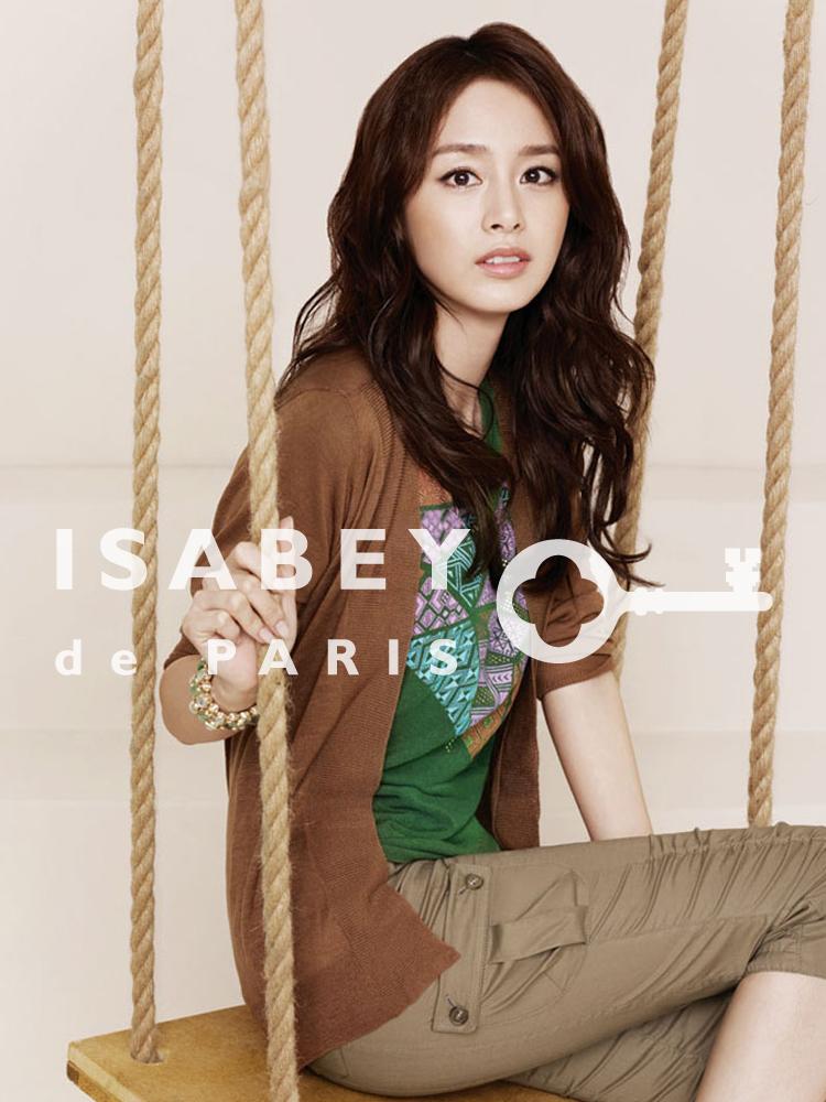 金泰熙《ISABEY》 2012夏裝目錄-09