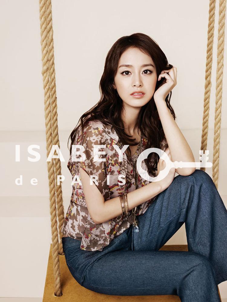 金泰熙《ISABEY》 2012夏裝目錄-11