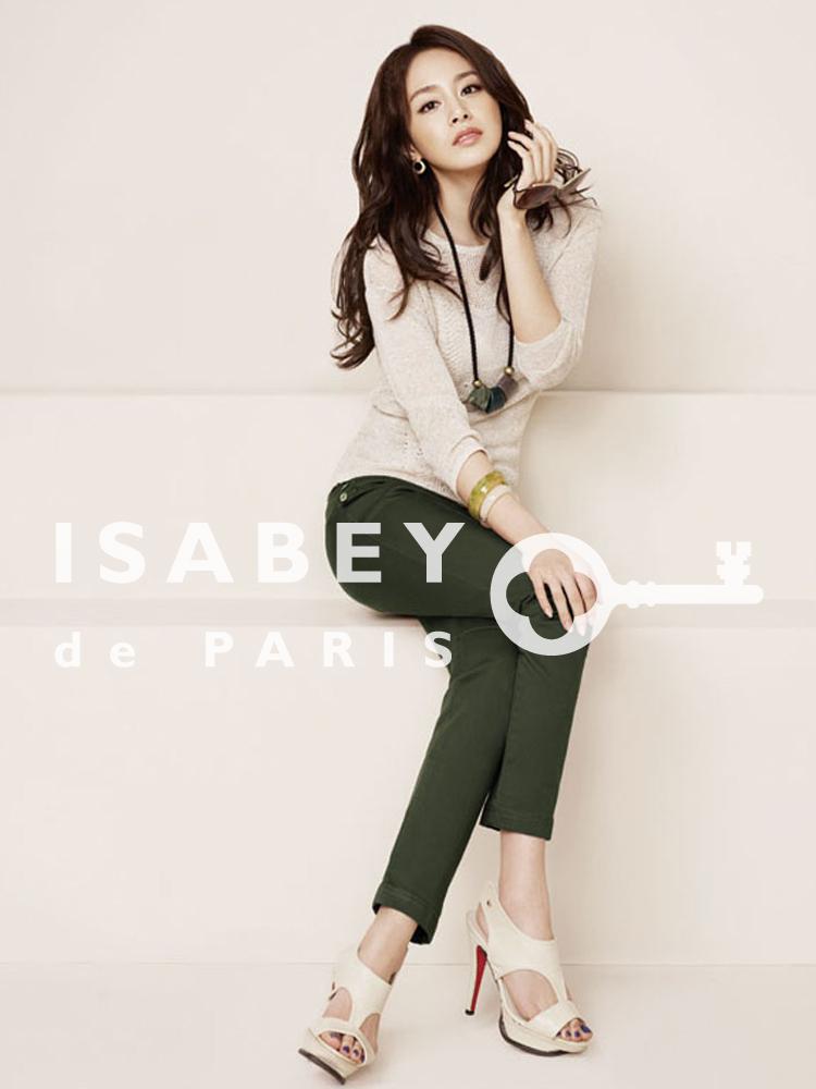 金泰熙《ISABEY》 2012夏裝目錄-14