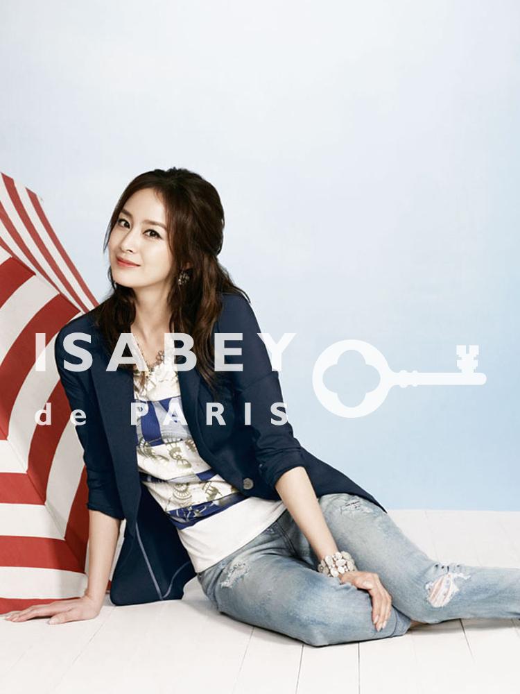 金泰熙《ISABEY》 2012夏裝目錄-15