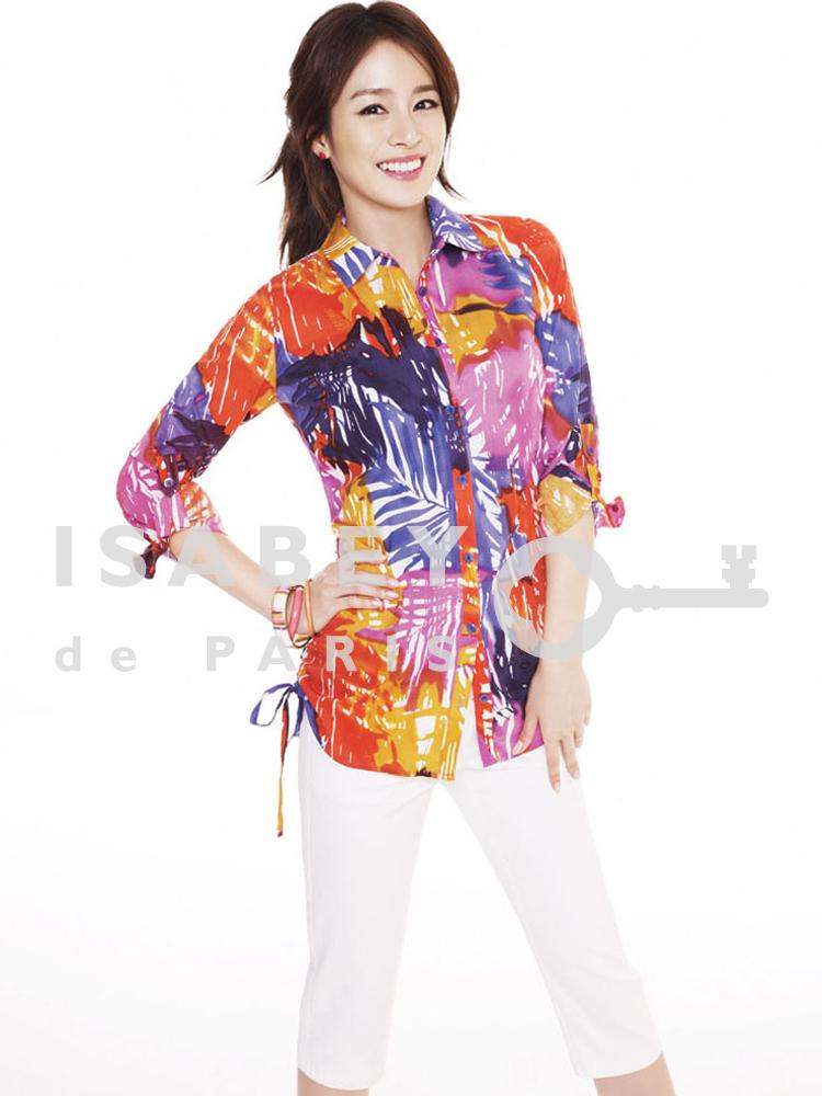 金泰熙《ISABEY》 2012夏裝目錄-17