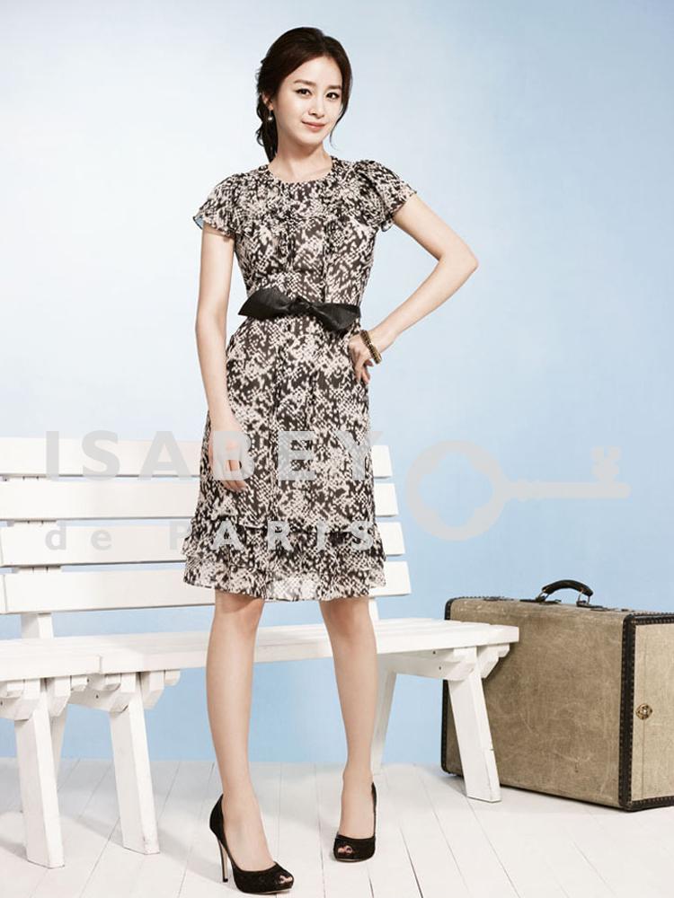 金泰熙《ISABEY》 2012夏裝目錄-18