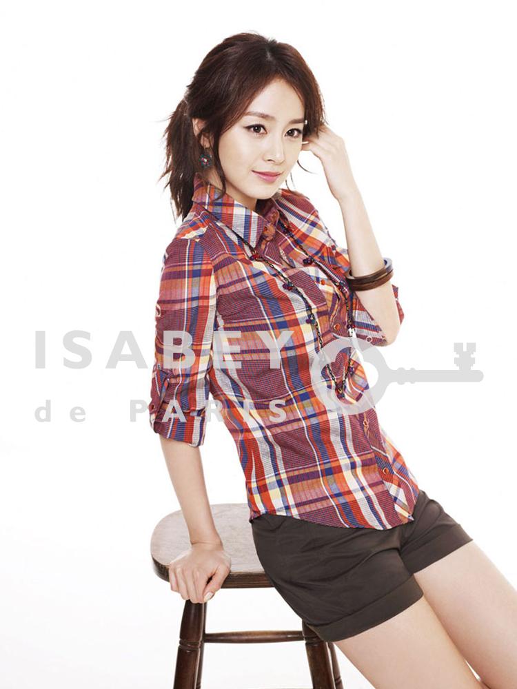 金泰熙《ISABEY》 2012夏裝目錄-21