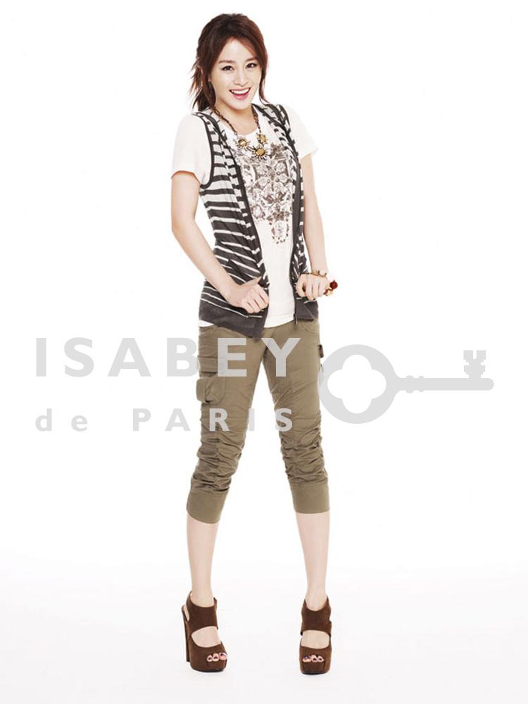 金泰熙《ISABEY》 2012夏裝目錄-26