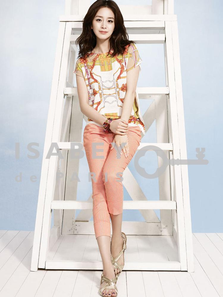 金泰熙《ISABEY》 2012夏裝目錄-29