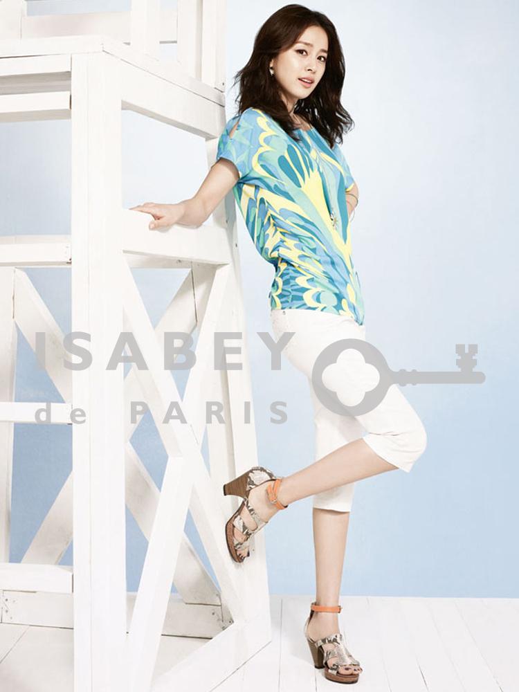 金泰熙《ISABEY》 2012夏裝目錄-31