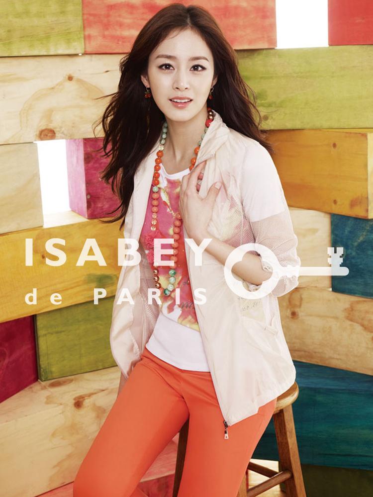 金泰熙《ISABEY》 2012夏裝目錄-32
