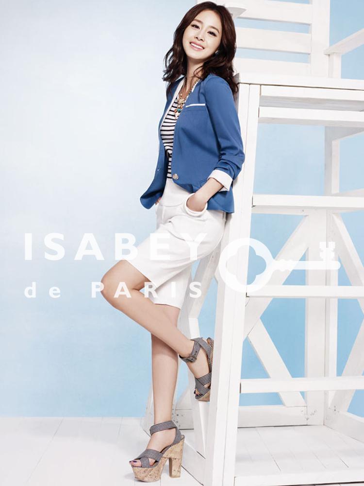 金泰熙《ISABEY》 2012夏裝目錄-34