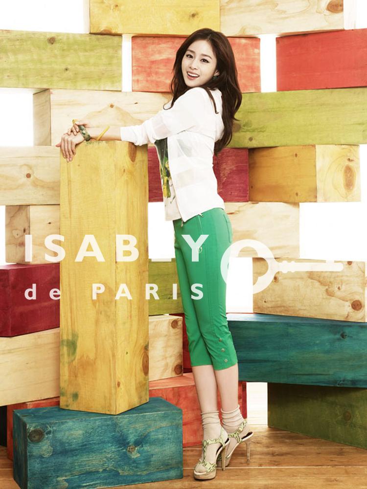 金泰熙《ISABEY》 2012夏裝目錄-35