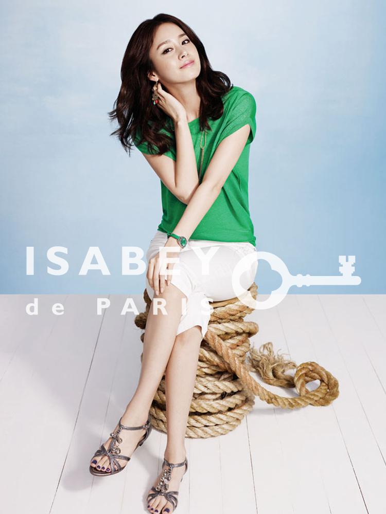 金泰熙《ISABEY》 2012夏裝目錄-36