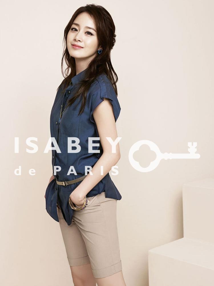 金泰熙《ISABEY》 2012夏裝目錄-37