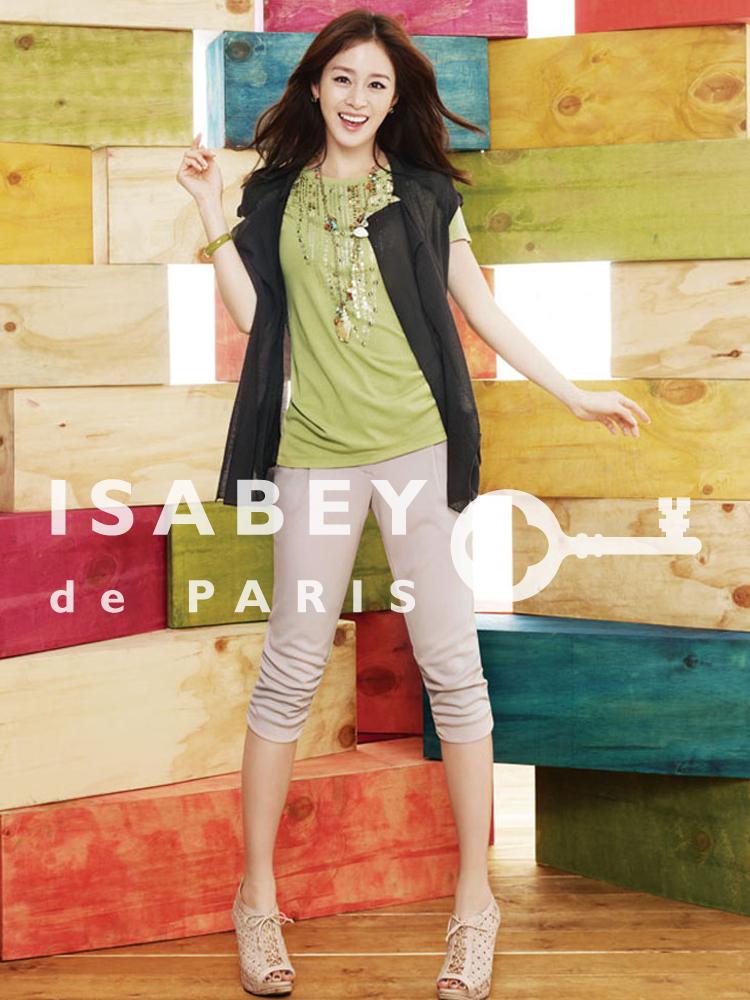 金泰熙《ISABEY》 2012夏裝目錄-39