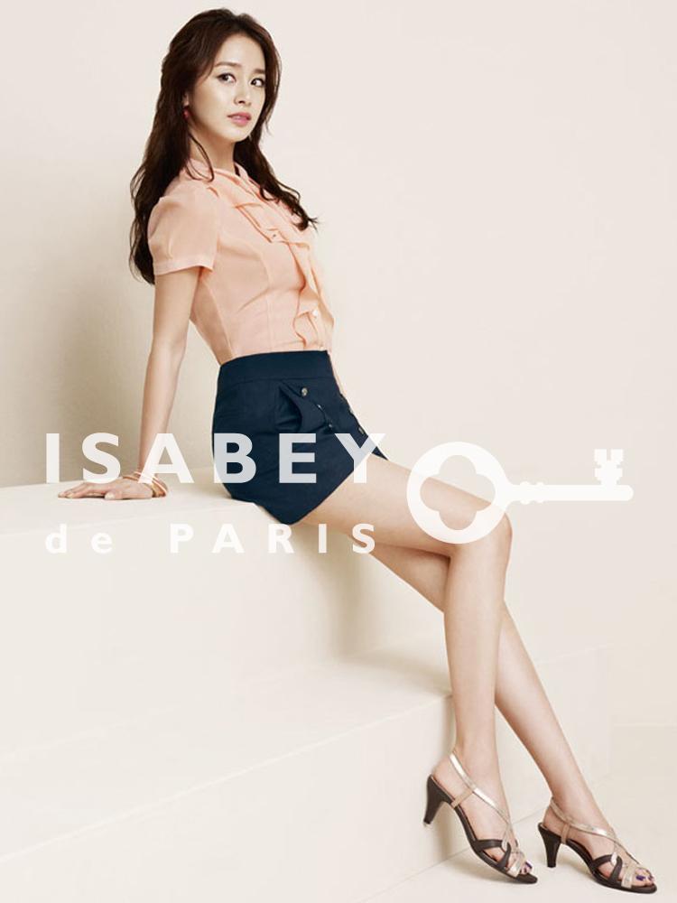 金泰熙《ISABEY》 2012夏裝目錄-40