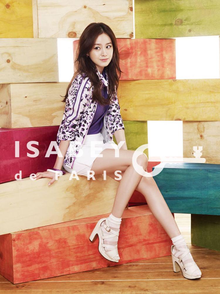 金泰熙《ISABEY》 2012夏裝目錄-42