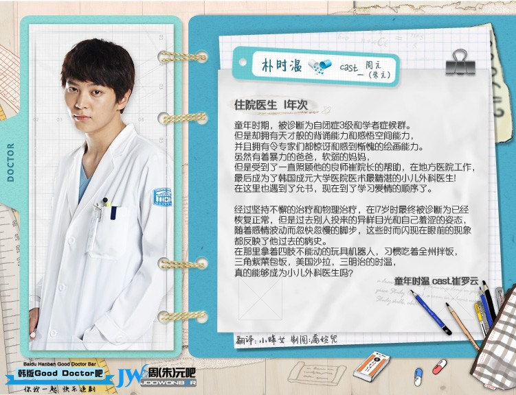 Good Doctor_人物介紹_1