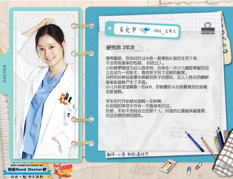 Good Doctor_人物介紹_2