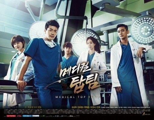 《醫學團隊》收視率超《漂亮男人》