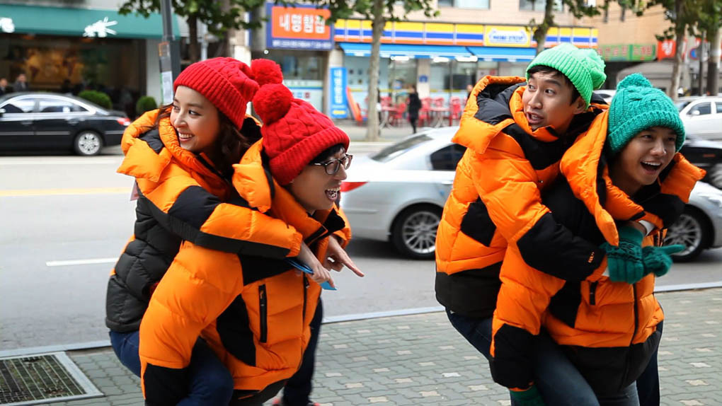 李昇基、韓惠珍、SISTAR寶拉錄製《Running Man》_1