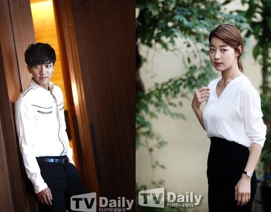 李昇基、韓智慧主持MBC演技大獎頒獎典禮