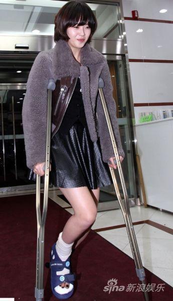 高雅拉拍《1994》右腳韌帶破裂帶傷堅持