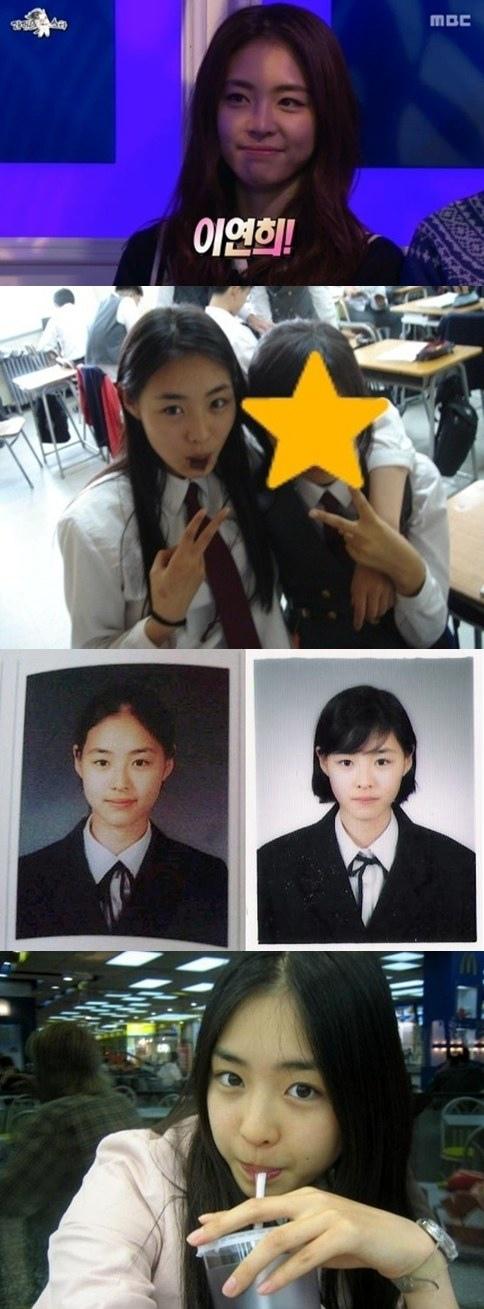 李妍熙做客節目 自曝學生時期沒收過情人節禮物