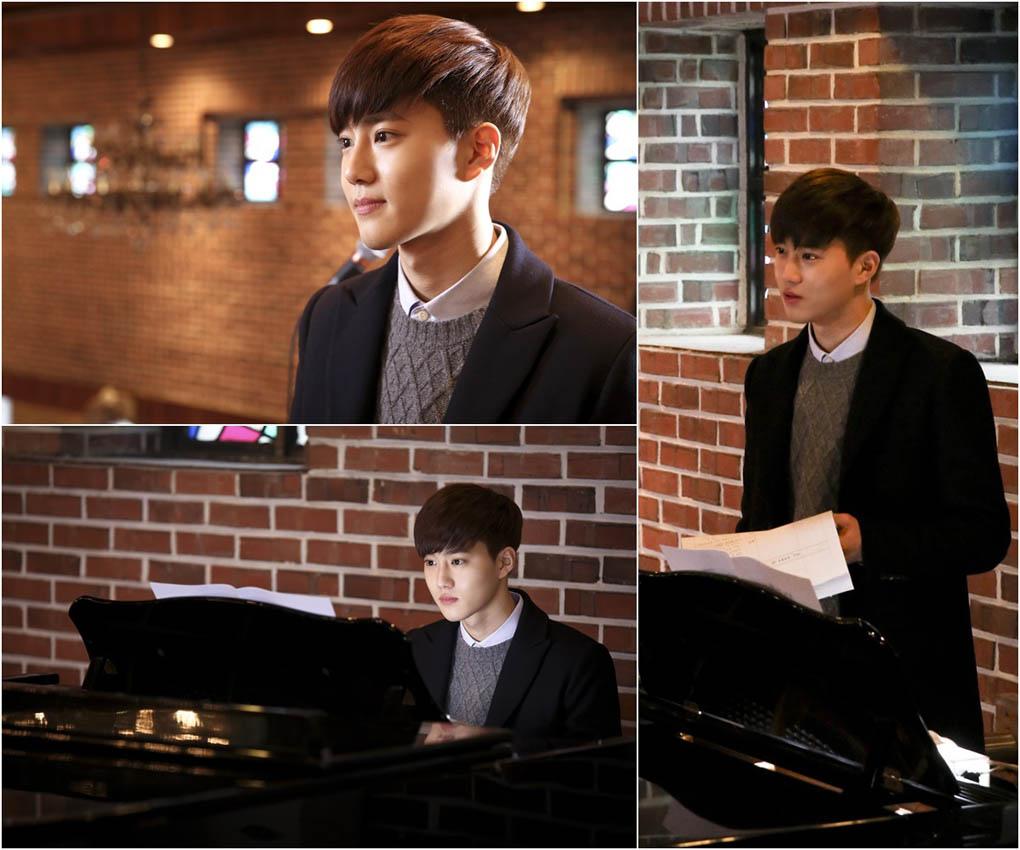 EXO SUHO客串《總理和我》 扮演教堂哥哥登場三次