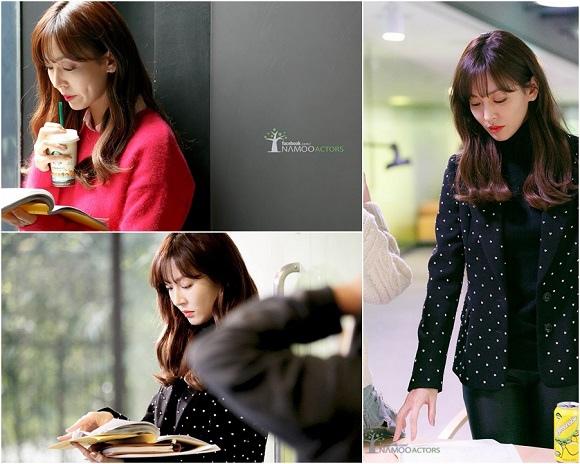 「需要浪漫第三季」金素妍演技技巧公開「無論站著還是坐著都想著劇本」