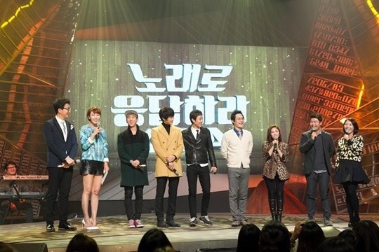 tvN製作特別節目《請回答1994》音樂脫口秀