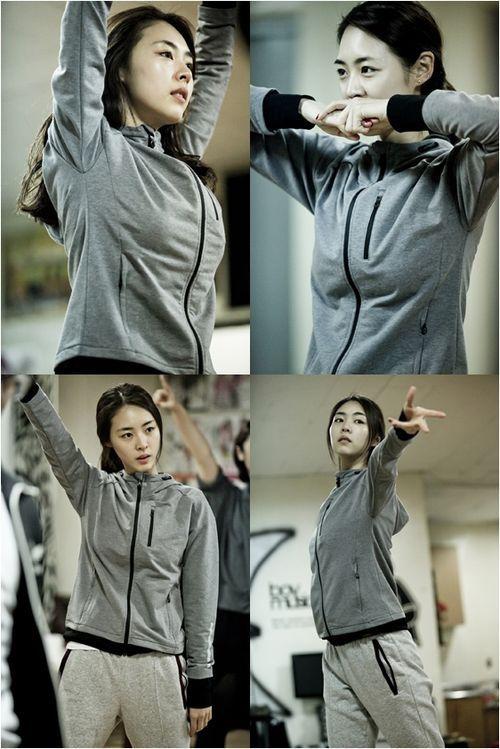 《Miss Korea》李妍熙素顏編舞練習 素顏美貌不減