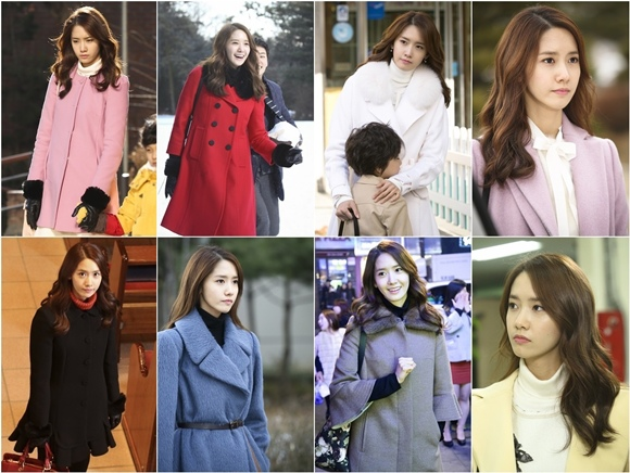 「總理與我」潤娥,可愛的大衣裝 8重組合公開「理想的風格」
