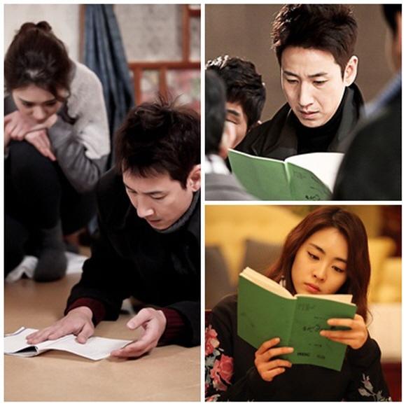 「韓國小姐」李善均-李沇熹 新春佳節也在片場劇本「三味境」