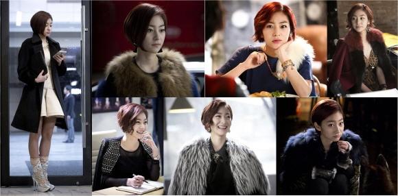 《需要浪漫3》王智媛,耀眼的美貌-帥氣的時尚造型 領袖魅力炸裂